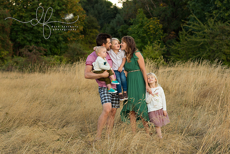 Lifestyle Family shoot