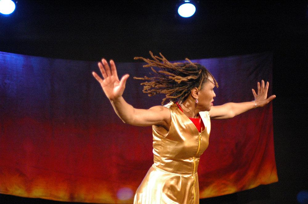 Xiomara Evans by Elisa Gutierrez