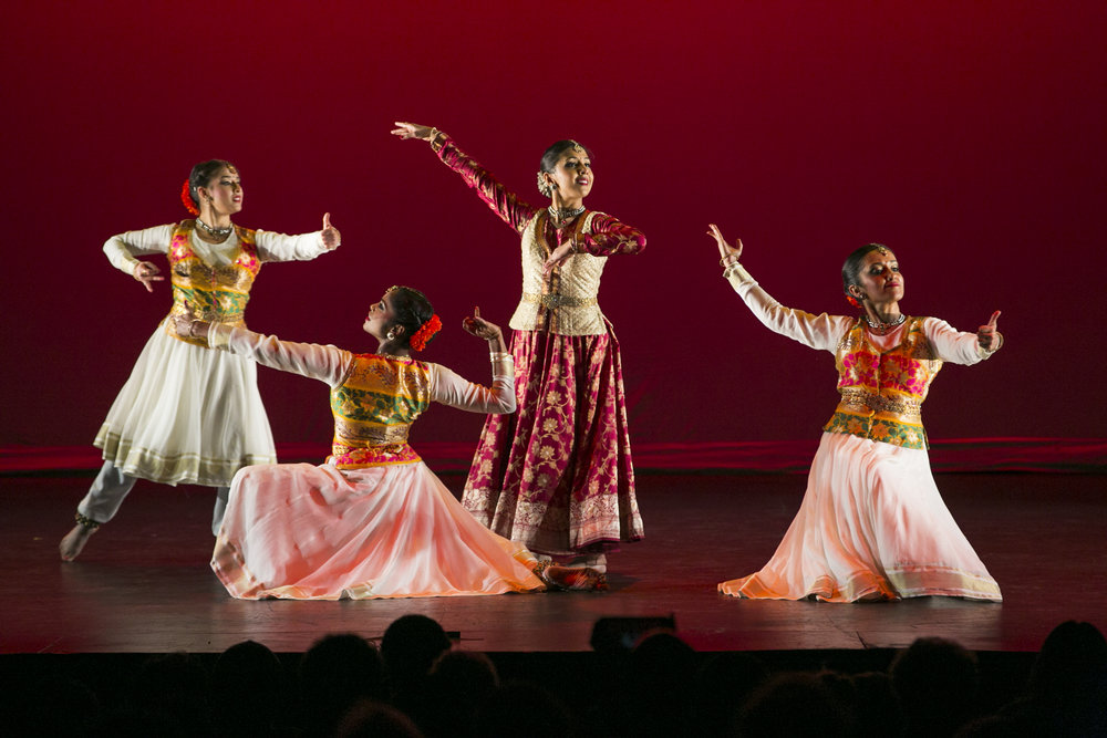 "Barkha Patel will be performing ""Mukta, A Woman Liberated,"" on Saturday evening."