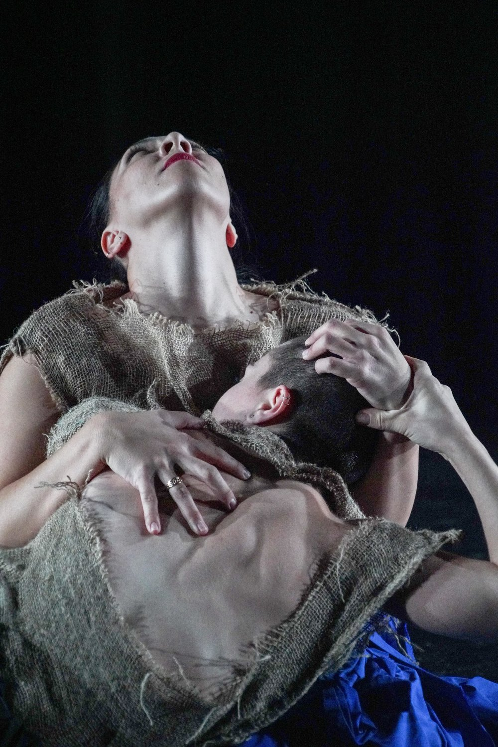 Amirov Dance Company performs The Order of Pearls (excerpt) strings together a chain of relationships unveiling the multiplicities of womanhood.