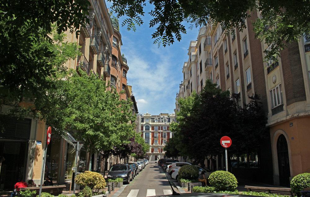 Calle de Gurtubay, Madrid