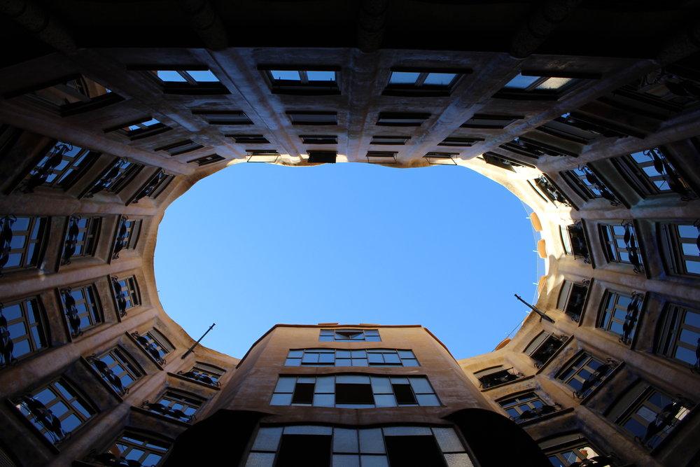 Casa de Gaudí, Barcelona