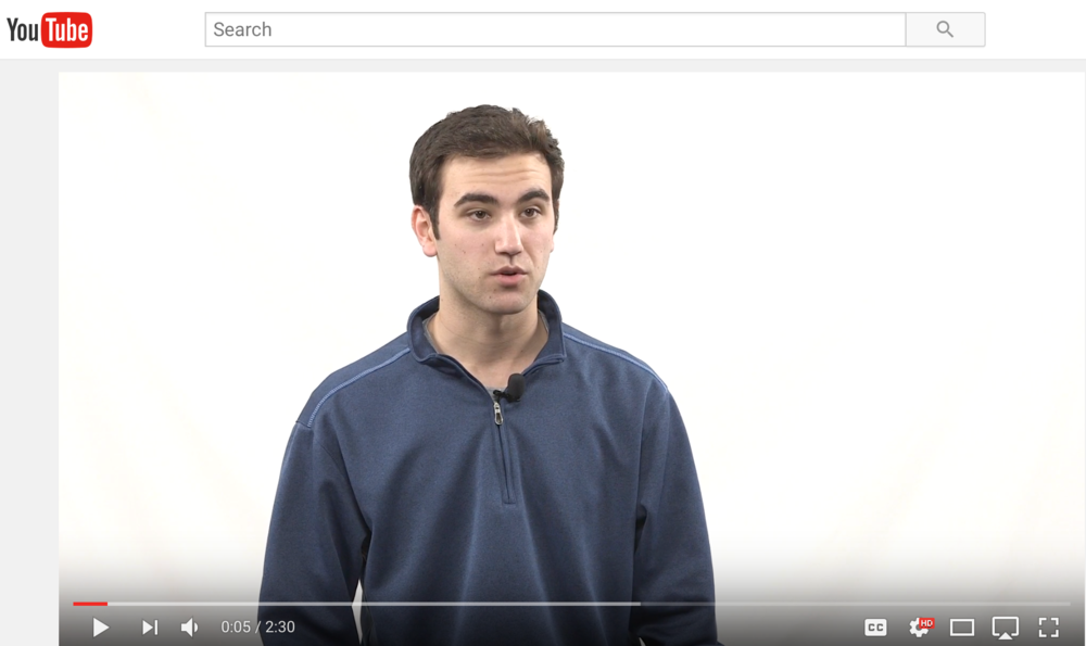 Student spotlight: Jesse Irwin - Pitt Student Affairs