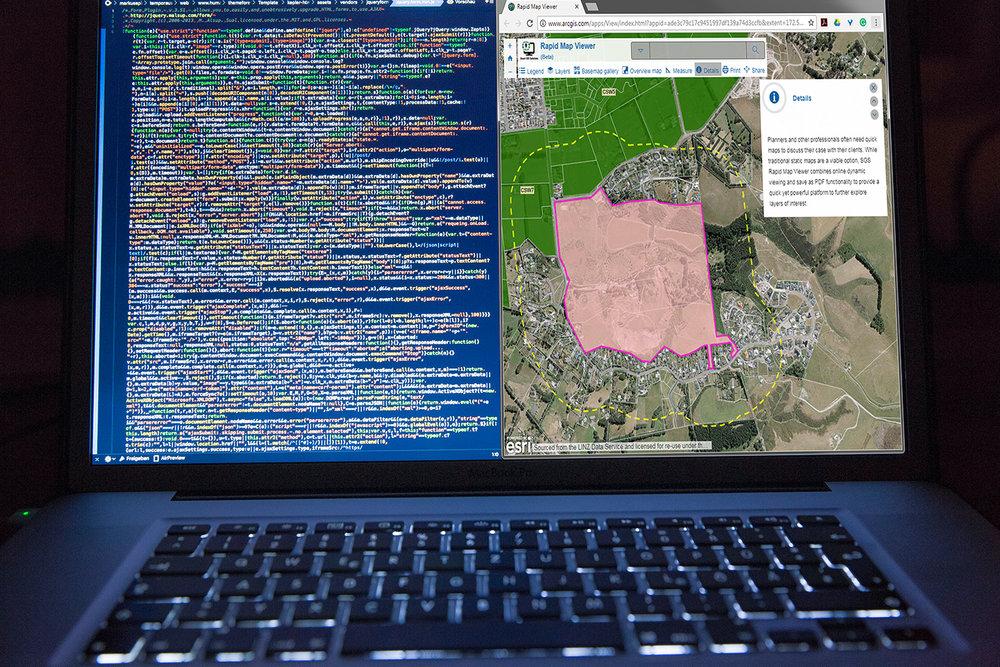 WEB GIS -