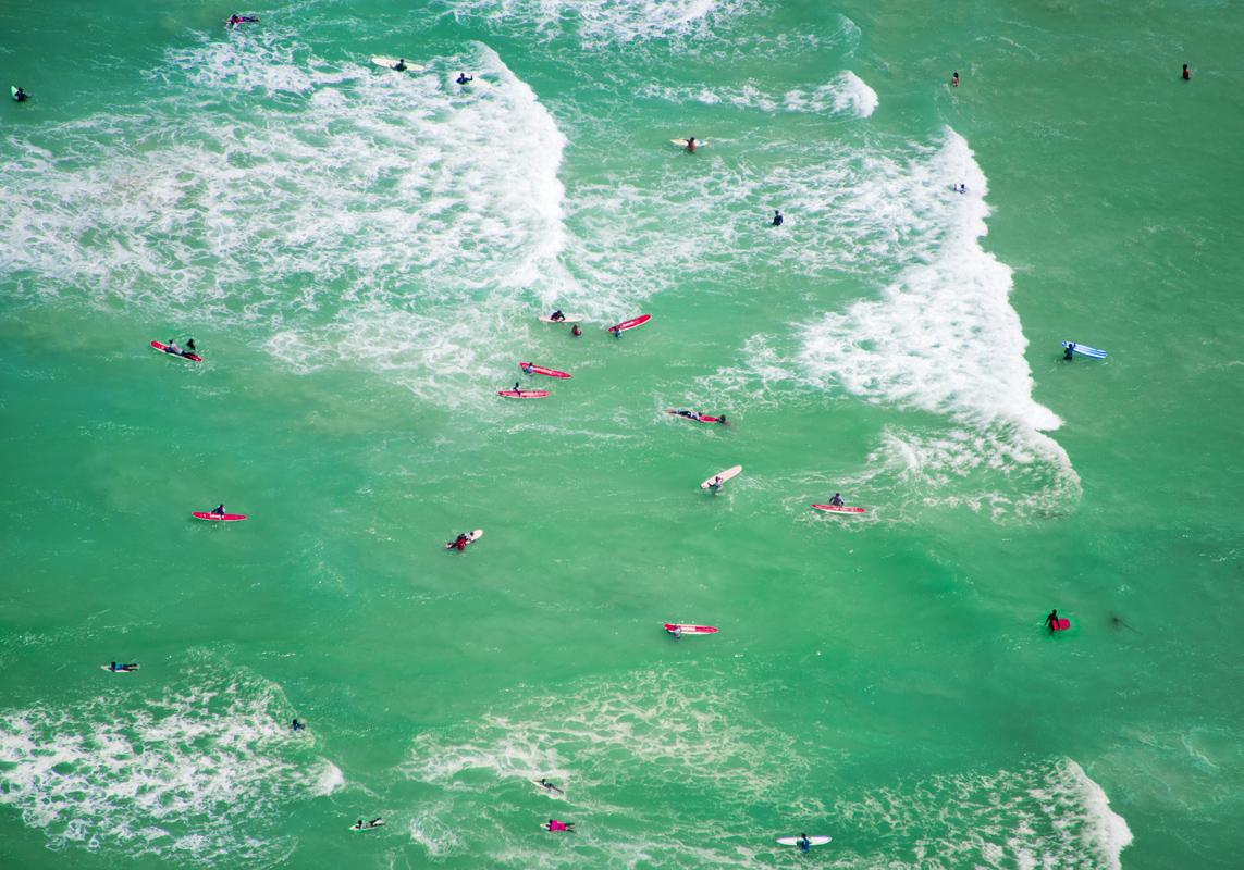 muizenberg-surfers