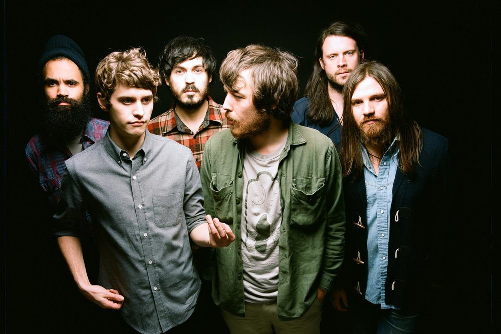 #3 Crack-Up, Fleet Foxes - Crack-Up, the Fleet Foxes' first album in over six years, is named after a collection of essays written by F. Scott Fitzgerald during a low period in the author's life. The intensely personal essays are sober and poetic, with Fitzgerald's words exuding a sense of loss and exhaustion. Upon hearing the guttural, almost atonal vocals that open Crack-Up, one could be forgiven for fearing that this album would fall into the same sort of wallowing that sometimes characterizes its namesake. But when the guitars, drums and strings enter the track a minute in, followed closely by a set of classic Fleet Foxes harmonies, that notion is quickly dismissed. This album does not wallow, quite the opposite; it challenges and rewards. In fact, Crack-Up is the Fleet Foxes' most ambitious album yet, possessing a newfound musical complexity that the band often hinted at on previous records without fully exploring. The arrangements reveal gorgeous instrumental textures, the compositions take unexpected turns, and the songwriting is beautifully opaque. Though certainly a more intimidating listen than the band's previous two albums, and perhaps not as immediately accessible, Crack-Up will nonetheless reward the patient listener, getting better with every listen.