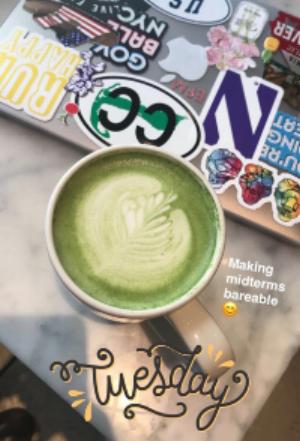 Artful Snapchat Story by Emma McCormick