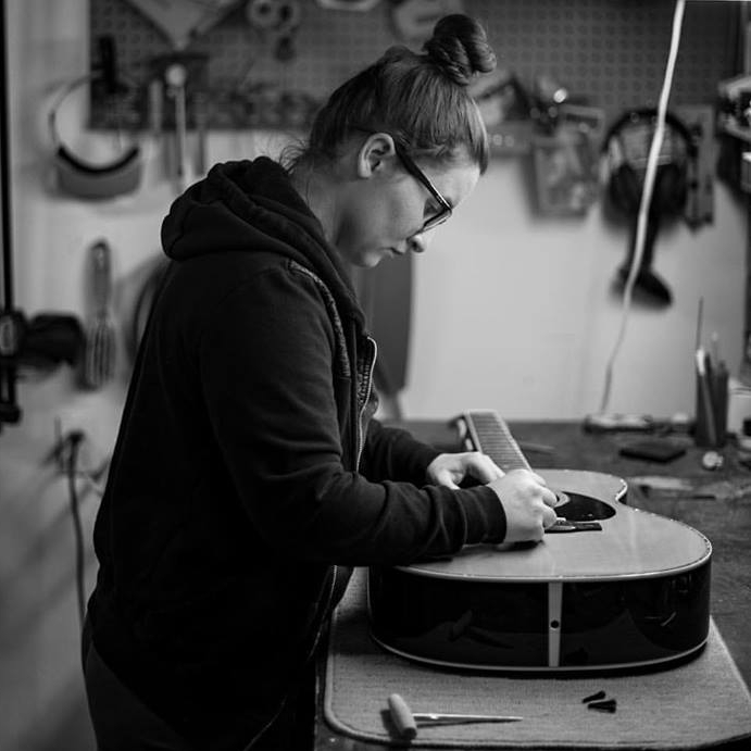 Vancouver Guitar Repair  - Meredith offers free guitar repair consultations at her East Vancouver workshop