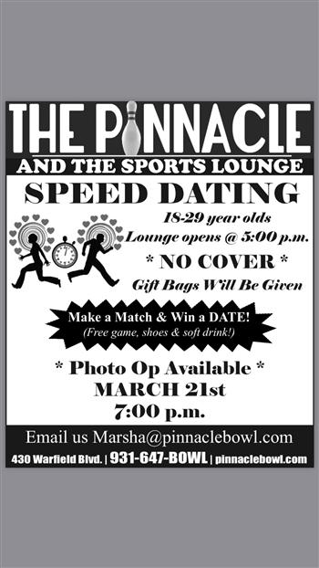 speed dating in clarksville tn
