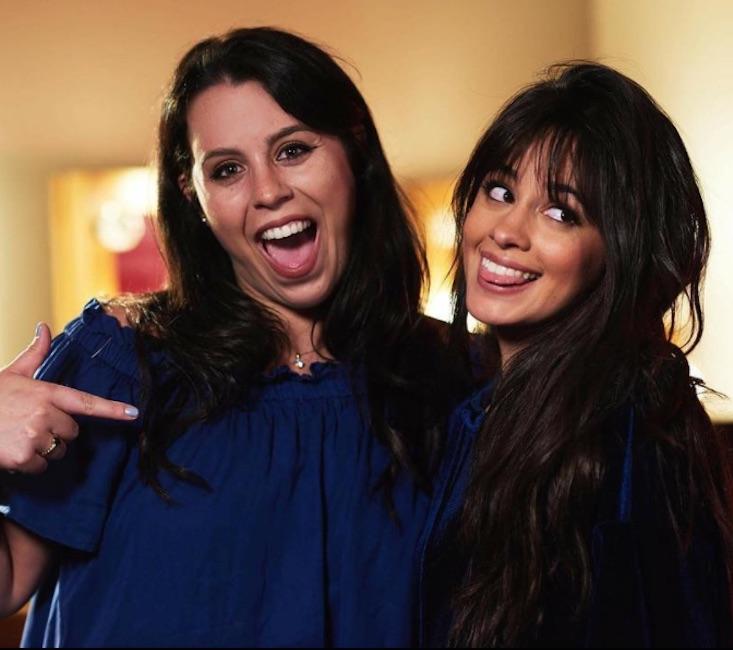 Camila Cabello Social Takeover