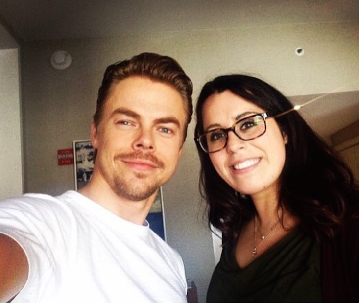 Derek Hough Interview
