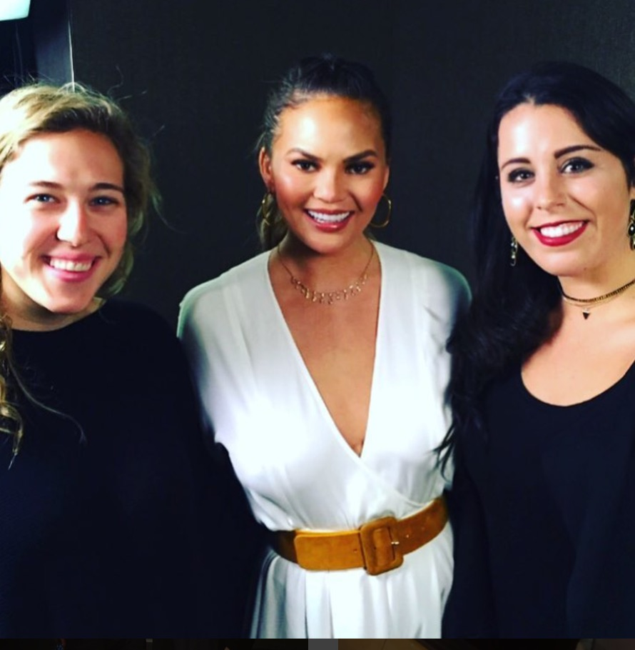 Chrissy Teigen Interview 2