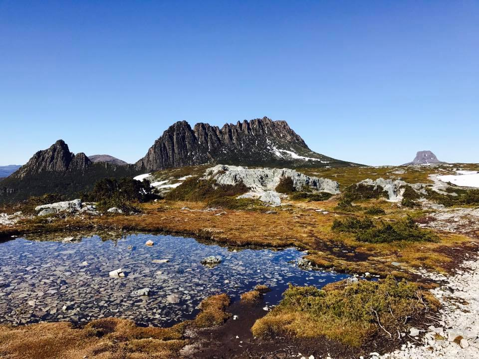 Cradle Mountain & Barn Bluff - Overland Track
