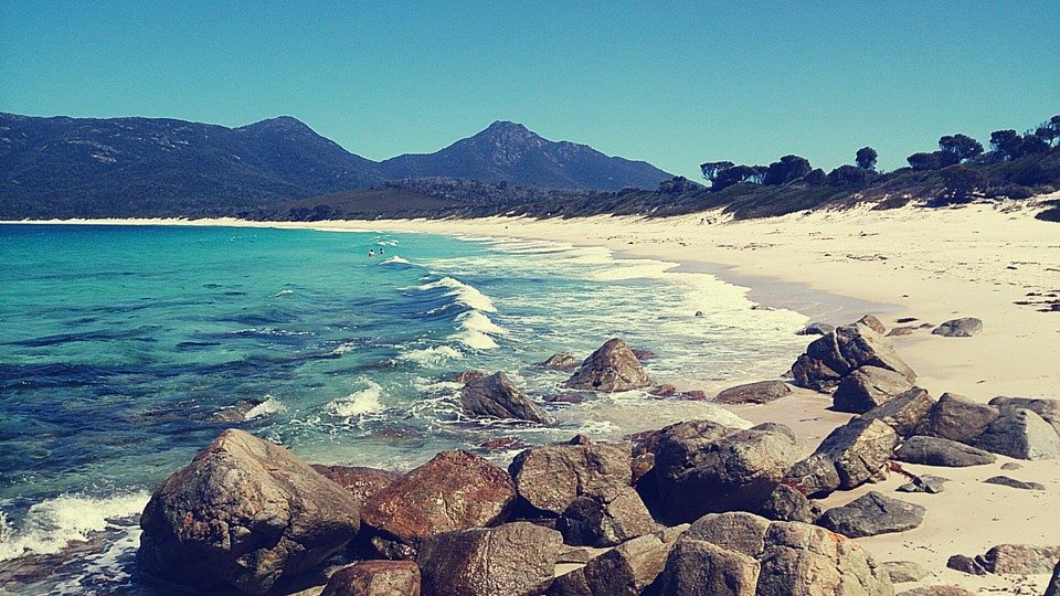 Wineglass Bay - Freycinet Peninsula