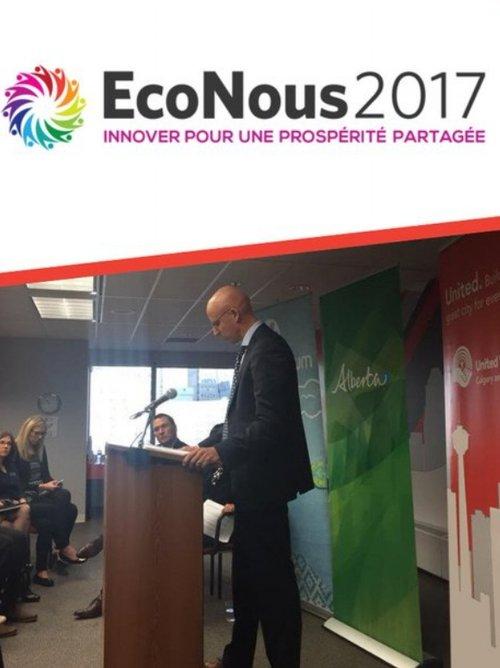 Econous2017,  en Alberta
