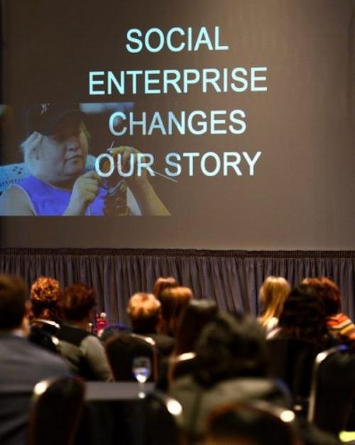 Conférence Canadienne sur les Entreprises Sociales , au   Manitoba