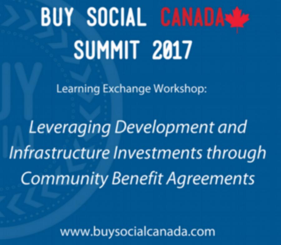 Sommet Buy Social Canada, Gatineau, Novembre 2017