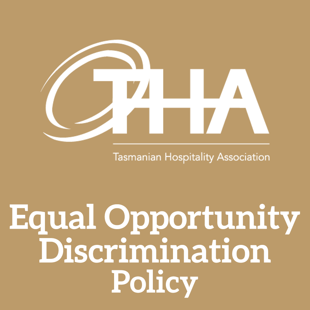 Sample Equal Opportunity Discrimination Policy