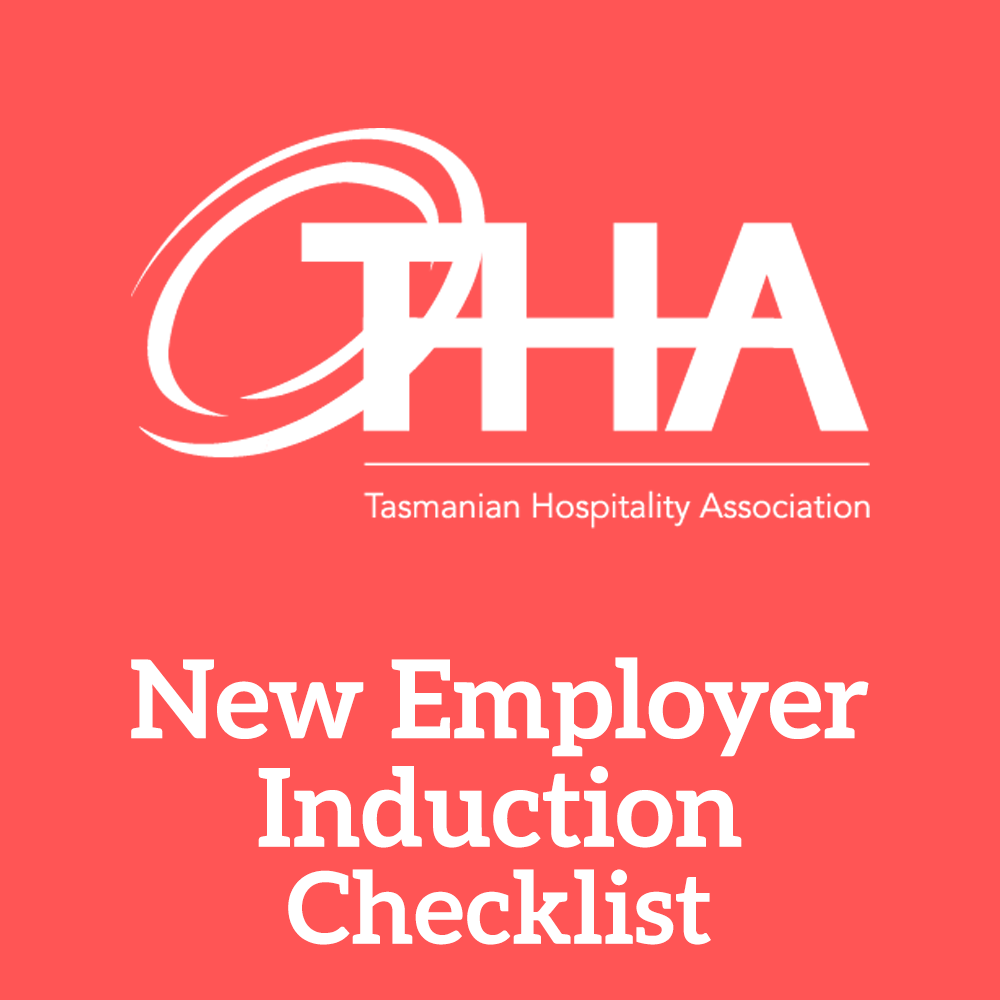 New Employer Induction Checklist