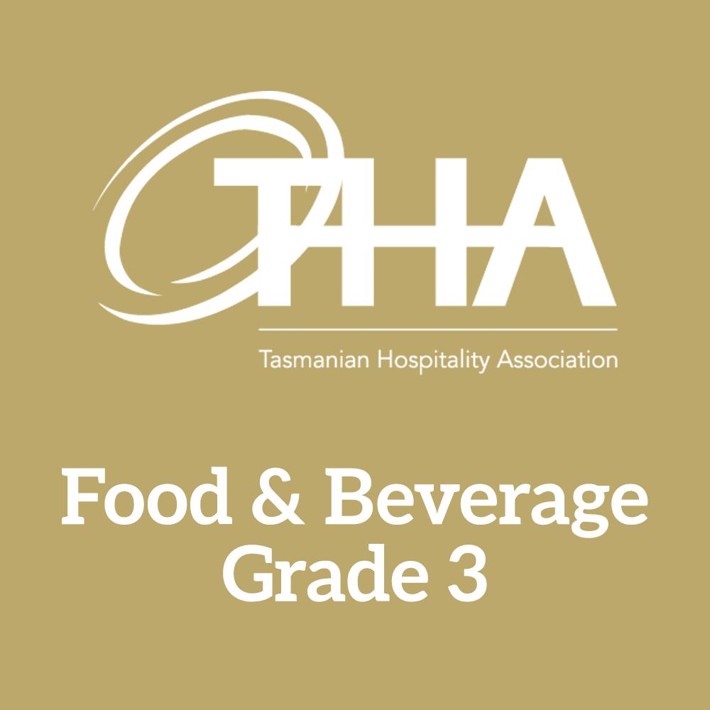 Food & Beverage Grade 3