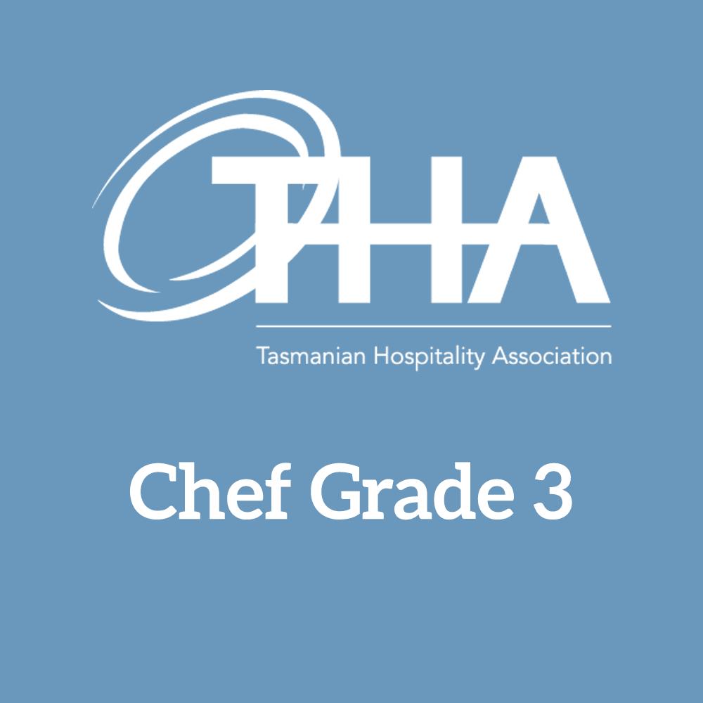 Chef Grade 3