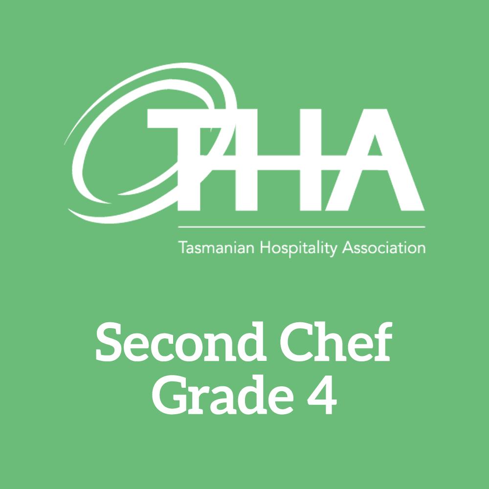Second Chef Grade 4