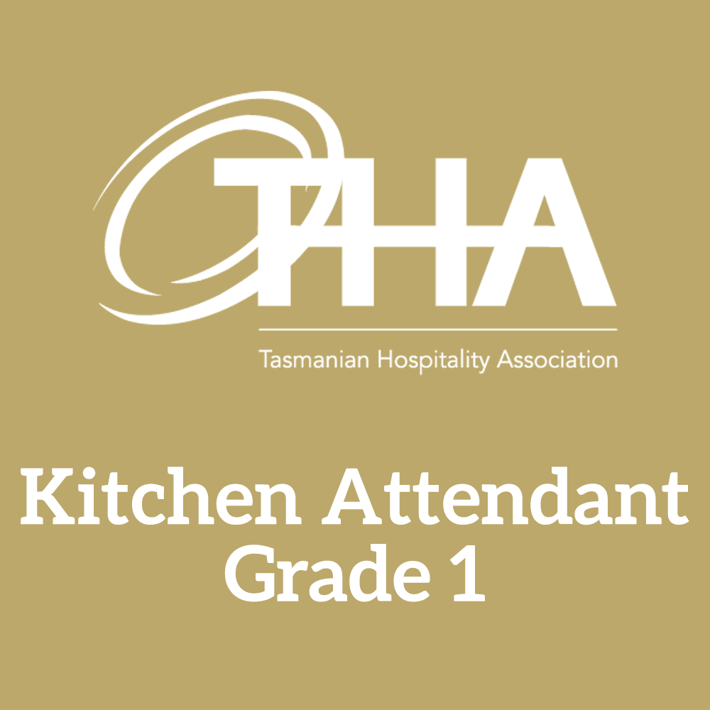 Kitchen Attendant Grade 1