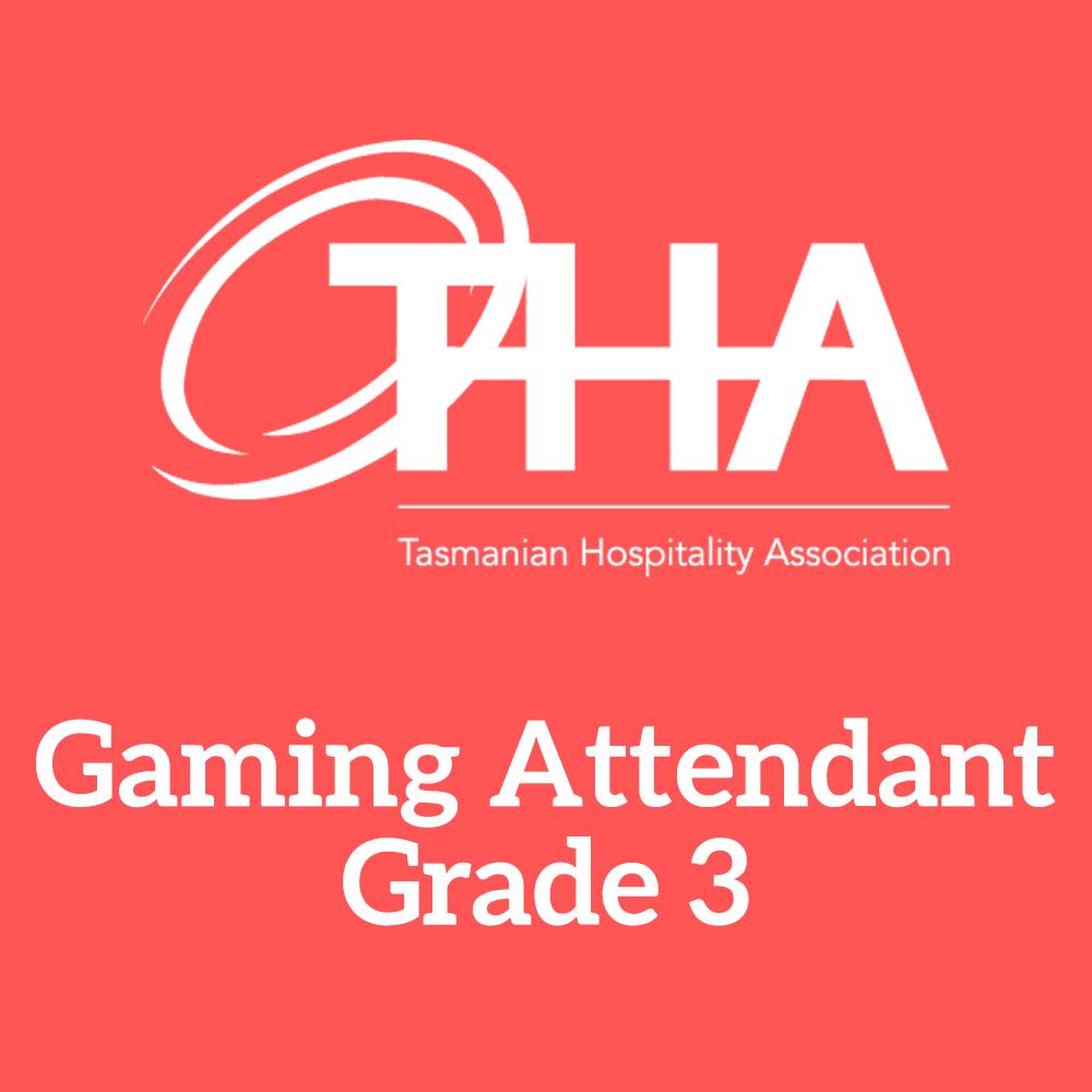 Gaming Attendant Grade 3
