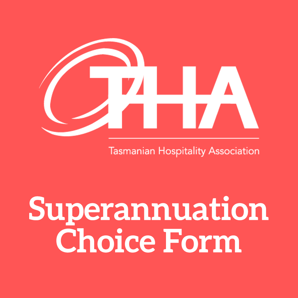 Superannuation Choice Form