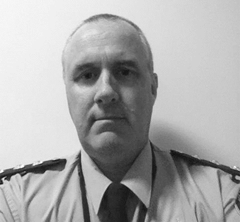 Inspector John Ward - Southern Districts Support Services