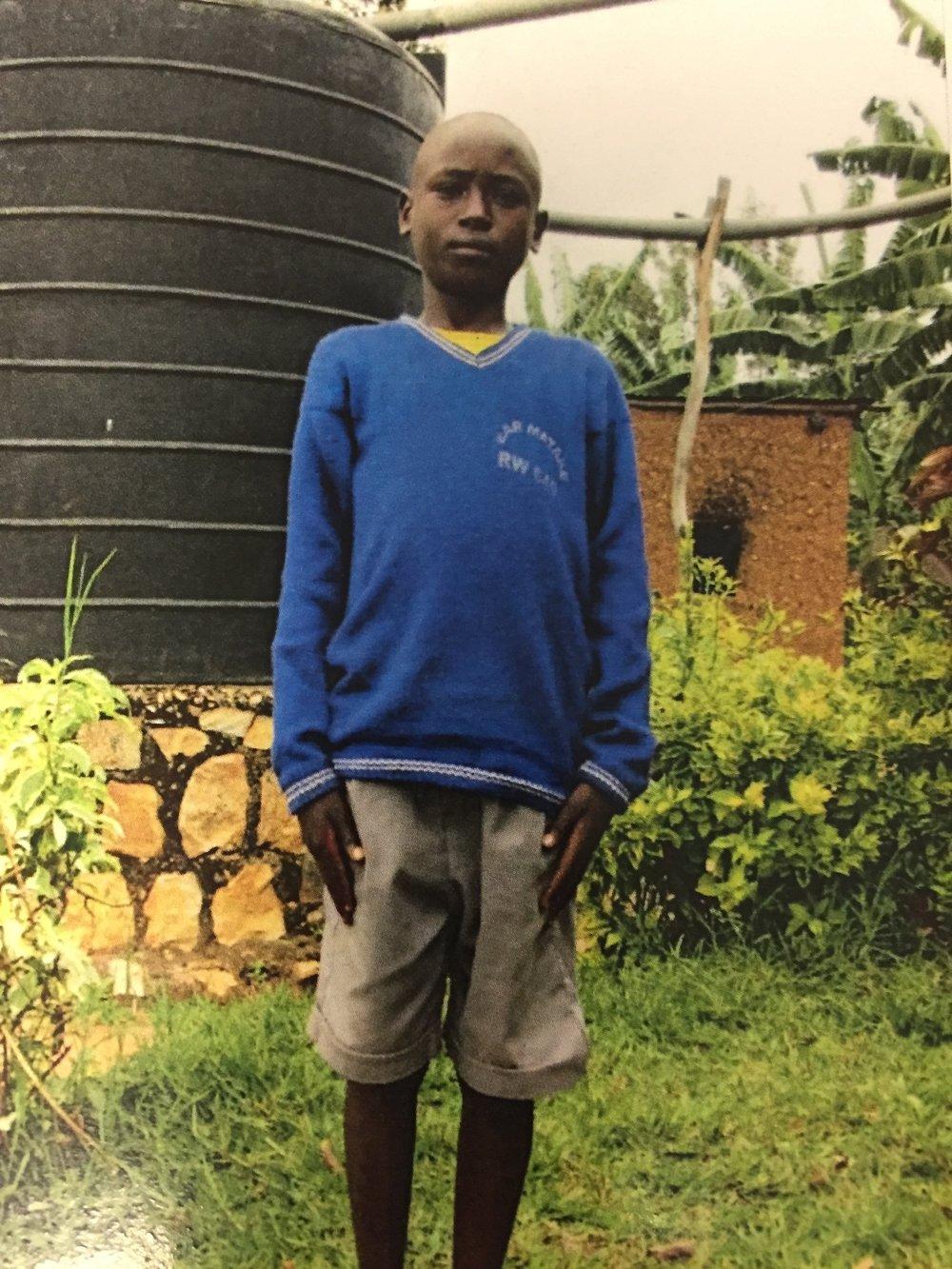 Munyaneza Fred - Rwanda Africa