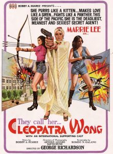 They Call her Cleopatra Wong