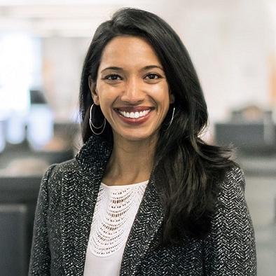 Rita Garg - Startups joined:Twitter, Zenefits