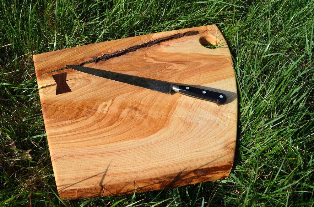 Ash Cutting Board (01)   $55 (sold)