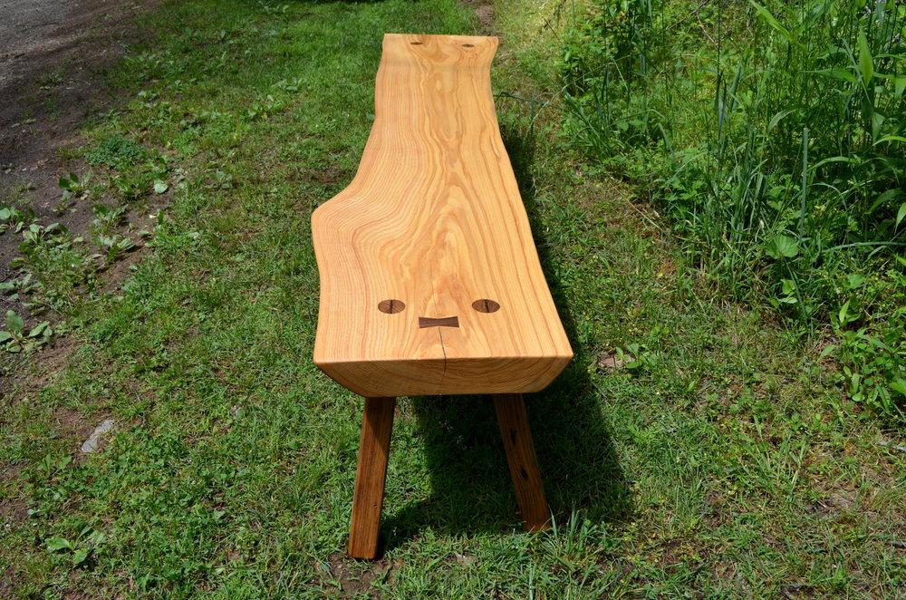 Ash Bench   $600