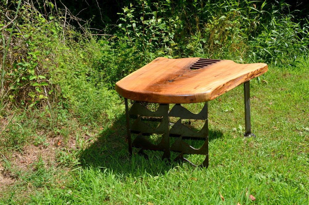 Butternut End Table   $260