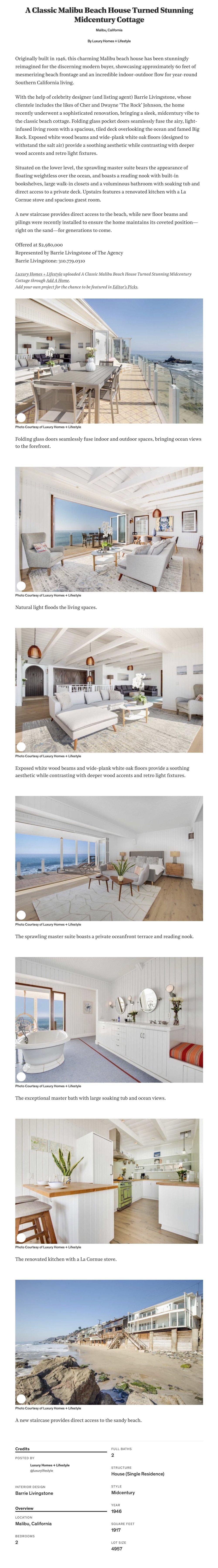 A Classic Malibu Beach House Turned Stunning Midcentury Cottage… on Dwell.jpg