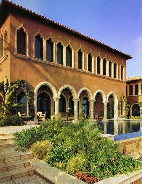 Cher's Malibu Residence