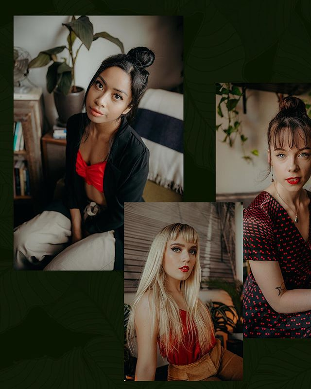 Have you met our Faculty yet? Now introducing the powerful women directing Illustrative Society this year. ✨ @lanievalencia @shaemclean @nadiaawhite @jvynguyen created by the one and only @gippstagram ⚡️