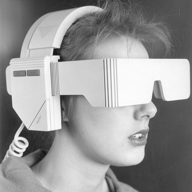 Don't Let Me Get In My Zone #moods #vr #goggles #glasses