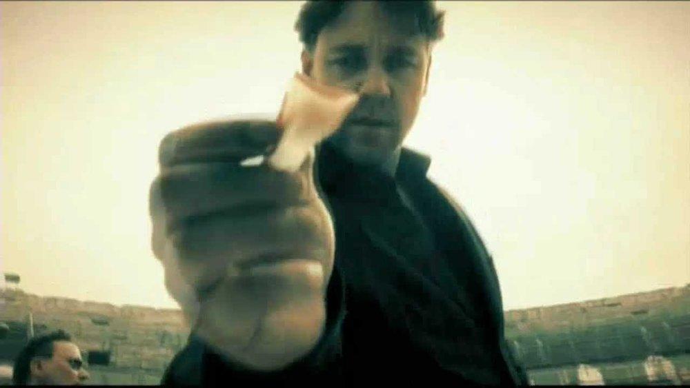 'Raewyn' The Ordinary Fear of God (Russell Crowe)