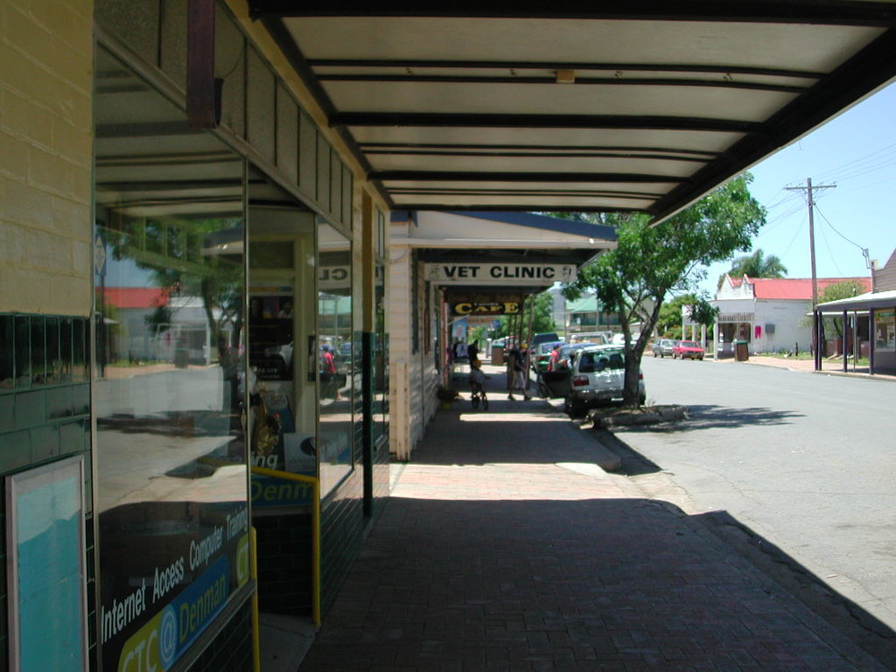 Denman Main Street.JPG