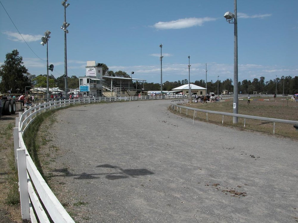 Taree Showground Track 2.JPG