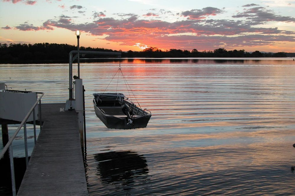 Boat on Davit001.JPG