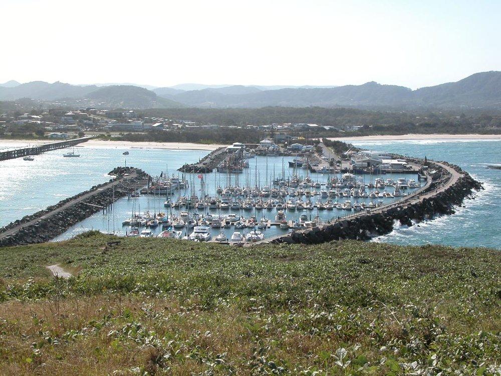 Coffs Marina from Island004.JPG