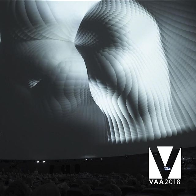 More VAA winners! Artist:  Installation: Sound-Up Category: Best Mapping on a Dome . . #winners #best #3d #3dmapping #motionart #projection #projectionmapping #visuals #livevisuals #VAAs #VAA #visualartistawards #videomapping #motionmate #usa #miami #digitalart #light #360stillimage #domemapping #domeprojection #VJ #vjlife #vjing #AR #augmentedreality #vjlifestyle