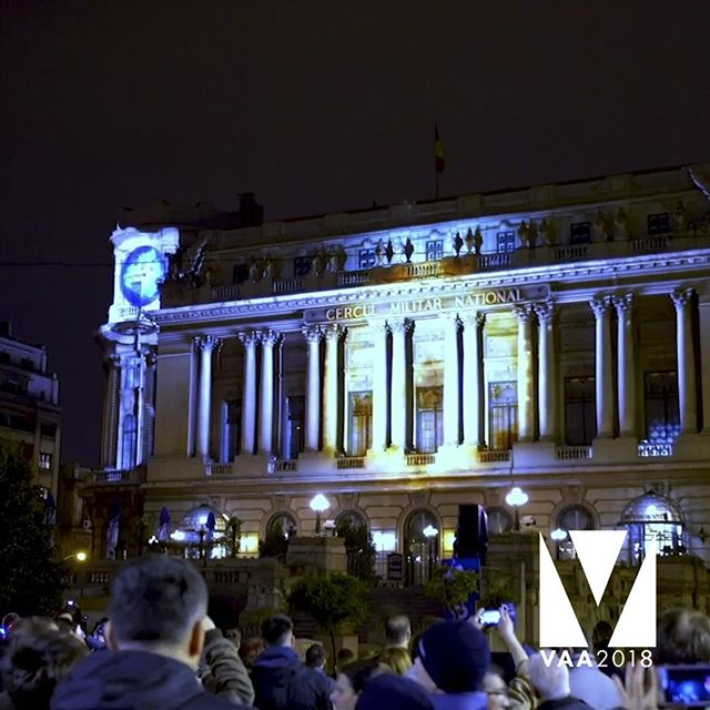 More VAA2018 winners! Artist: Dorel Naste (@mindscapestudio) Installation: Energy-of-Bucharest  Category: Best-exterior-architecture mapping More winners at visualartistawards.com . . #projection #vj #videomapping #videojockey #videoart #digitalart #digitaldesign #mapping #motiongraphics #visualartistawards #VAAS #projectionmappers #vdmx #resolume #madmapper #adobe #ai #avolites #d3 #hippotizer #graphics #art #lightart #pixels #inspiration #winners