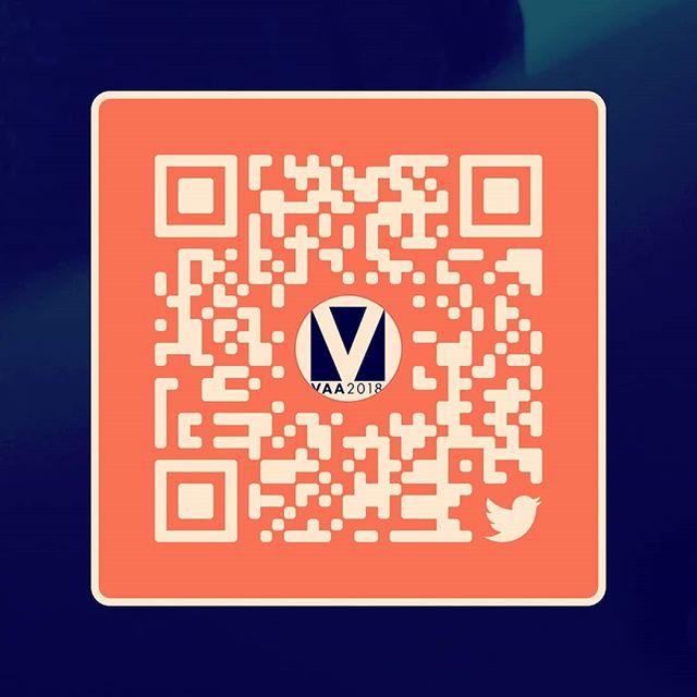 Scan the code!!! . . #VAA2018 #projection #vj #videomapping #videojockey #videoart #digitalart #digitaldesign #mapping #motiongraphics #visualartistawards#VAAS #projectionmappers #vdmx #resolume #madmapper #adobe #ai #avolites #d3 #hippotizer #graphics #art #lightart #pixels #inspiration #lasers