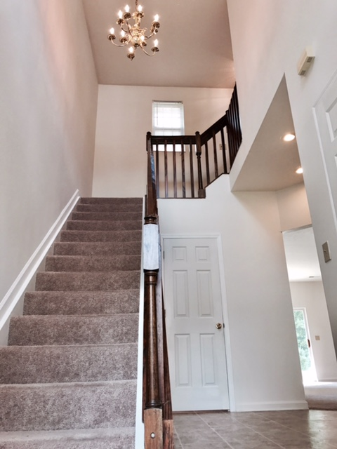 Spacious Entry Foyer