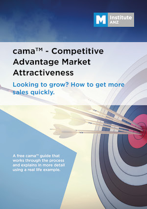 Leveraging Your Competitive Advantage